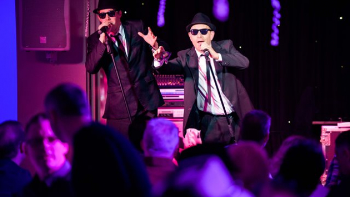 Christmas Tribute Night with the Blues Brothers