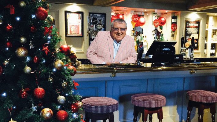 Christmas Quiz with Barry Robinson