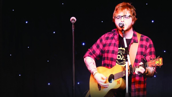 Post Christmas Party Night: Ed Sheeran