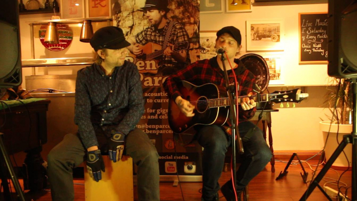 Live Music: Stuck in Second Gear